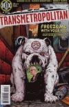 Transmetropolitan #10 comic books - cover scans photos Transmetropolitan #10 comic books - covers, picture gallery