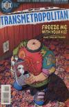 Transmetropolitan #11 comic books - cover scans photos Transmetropolitan #11 comic books - covers, picture gallery