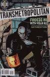 Transmetropolitan #12 comic books - cover scans photos Transmetropolitan #12 comic books - covers, picture gallery