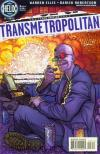 Transmetropolitan #3 comic books - cover scans photos Transmetropolitan #3 comic books - covers, picture gallery
