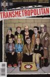 Transmetropolitan #8 comic books - cover scans photos Transmetropolitan #8 comic books - covers, picture gallery