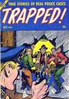 Trapped #1 Comic Books - Covers, Scans, Photos  in Trapped Comic Books - Covers, Scans, Gallery