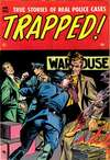 Trapped #4 Comic Books - Covers, Scans, Photos  in Trapped Comic Books - Covers, Scans, Gallery