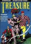 Treasure Comics comic books