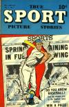 True Sport Picture Stories: Volume 4 comic books