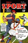 True Sport Picture Stories: Volume 4 #2 comic books for sale