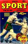 True Sport Picture Stories: Volume 4 #3 comic books for sale