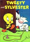 Tweety and Sylvester #1 comic books - cover scans photos Tweety and Sylvester #1 comic books - covers, picture gallery