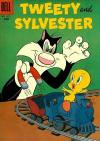 Tweety and Sylvester #14 comic books - cover scans photos Tweety and Sylvester #14 comic books - covers, picture gallery