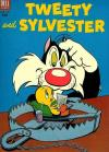 Tweety and Sylvester #4 Comic Books - Covers, Scans, Photos  in Tweety and Sylvester Comic Books - Covers, Scans, Gallery