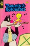 Tweety and Sylvester #108 Comic Books - Covers, Scans, Photos  in Tweety and Sylvester Comic Books - Covers, Scans, Gallery