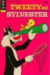 Tweety and Sylvester #25 comic books - cover scans photos Tweety and Sylvester #25 comic books - covers, picture gallery