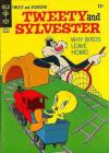 Tweety and Sylvester #4 comic books - cover scans photos Tweety and Sylvester #4 comic books - covers, picture gallery