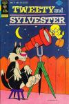 Tweety and Sylvester #42 comic books - cover scans photos Tweety and Sylvester #42 comic books - covers, picture gallery
