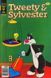 Tweety and Sylvester #89 comic books - cover scans photos Tweety and Sylvester #89 comic books - covers, picture gallery