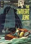 Twilight Zone comic books