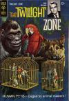 Twilight Zone #23 comic books for sale