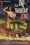 Twilight Zone #25 comic books - cover scans photos Twilight Zone #25 comic books - covers, picture gallery