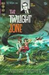 Twilight Zone #32 comic books - cover scans photos Twilight Zone #32 comic books - covers, picture gallery
