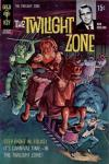 Twilight Zone #34 comic books - cover scans photos Twilight Zone #34 comic books - covers, picture gallery