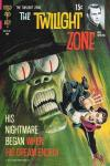 Twilight Zone #37 comic books - cover scans photos Twilight Zone #37 comic books - covers, picture gallery