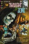 Twilight Zone #38 comic books - cover scans photos Twilight Zone #38 comic books - covers, picture gallery