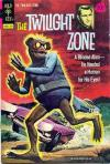 Twilight Zone #52 comic books for sale