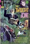 Twilight Zone #55 comic books - cover scans photos Twilight Zone #55 comic books - covers, picture gallery