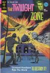 Twilight Zone #56 comic books - cover scans photos Twilight Zone #56 comic books - covers, picture gallery