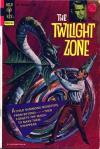 Twilight Zone #57 comic books - cover scans photos Twilight Zone #57 comic books - covers, picture gallery