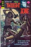 Twilight Zone #72 comic books - cover scans photos Twilight Zone #72 comic books - covers, picture gallery