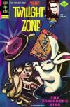 Twilight Zone #74 comic books - cover scans photos Twilight Zone #74 comic books - covers, picture gallery
