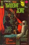 Twilight Zone #75 cheap bargain discounted comic books Twilight Zone #75 comic books