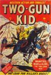 Two-Gun Kid comic books