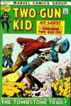 Two-Gun Kid #101 comic books - cover scans photos Two-Gun Kid #101 comic books - covers, picture gallery