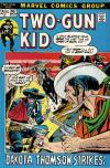 Two-Gun Kid #107 comic books - cover scans photos Two-Gun Kid #107 comic books - covers, picture gallery