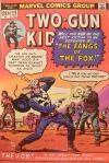 Two-Gun Kid #116 comic books - cover scans photos Two-Gun Kid #116 comic books - covers, picture gallery