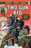 Two-Gun Kid #124 Comic Books - Covers, Scans, Photos  in Two-Gun Kid Comic Books - Covers, Scans, Gallery