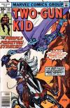 Two-Gun Kid #136 comic books - cover scans photos Two-Gun Kid #136 comic books - covers, picture gallery