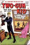 Two-Gun Kid #40 Comic Books - Covers, Scans, Photos  in Two-Gun Kid Comic Books - Covers, Scans, Gallery