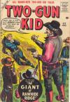 Two-Gun Kid #42 Comic Books - Covers, Scans, Photos  in Two-Gun Kid Comic Books - Covers, Scans, Gallery