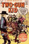 Two-Gun Kid #46 Comic Books - Covers, Scans, Photos  in Two-Gun Kid Comic Books - Covers, Scans, Gallery