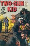 Two-Gun Kid #51 Comic Books - Covers, Scans, Photos  in Two-Gun Kid Comic Books - Covers, Scans, Gallery