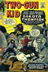 Two-Gun Kid #74 comic books - cover scans photos Two-Gun Kid #74 comic books - covers, picture gallery