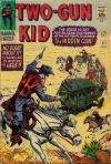 Two-Gun Kid #81 comic books - cover scans photos Two-Gun Kid #81 comic books - covers, picture gallery