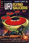 UFO Flying Saucers comic books