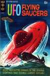UFO Flying Saucers #2 Comic Books - Covers, Scans, Photos  in UFO Flying Saucers Comic Books - Covers, Scans, Gallery