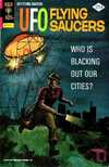 UFO Flying Saucers #8 comic books for sale