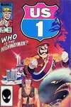 U.S. 1 #10 comic books - cover scans photos U.S. 1 #10 comic books - covers, picture gallery
