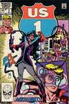 U.S. 1 #2 comic books - cover scans photos U.S. 1 #2 comic books - covers, picture gallery